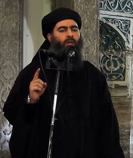 Alleged ISIL leader appears in video footage