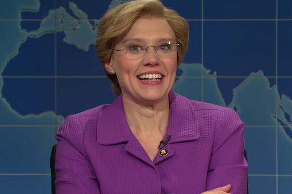 Why, Yes, SNL's Elizabeth Warren Is Into BDSM