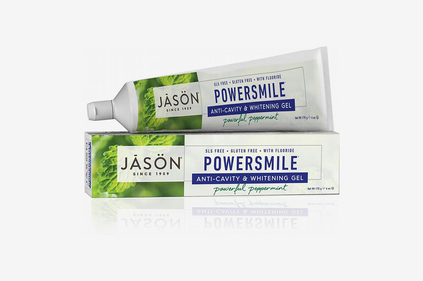 Jason Powersmile Anti-Cavity & Whitening Gel