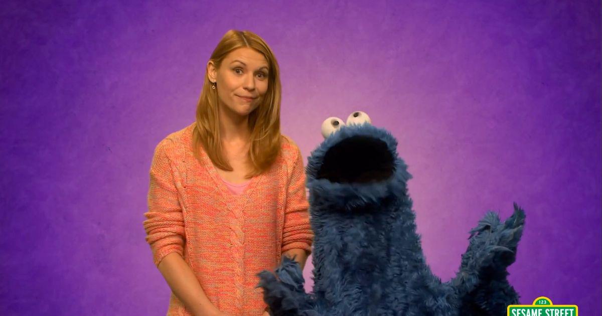 Claire Danes Teaches Cookie About Diagrams
