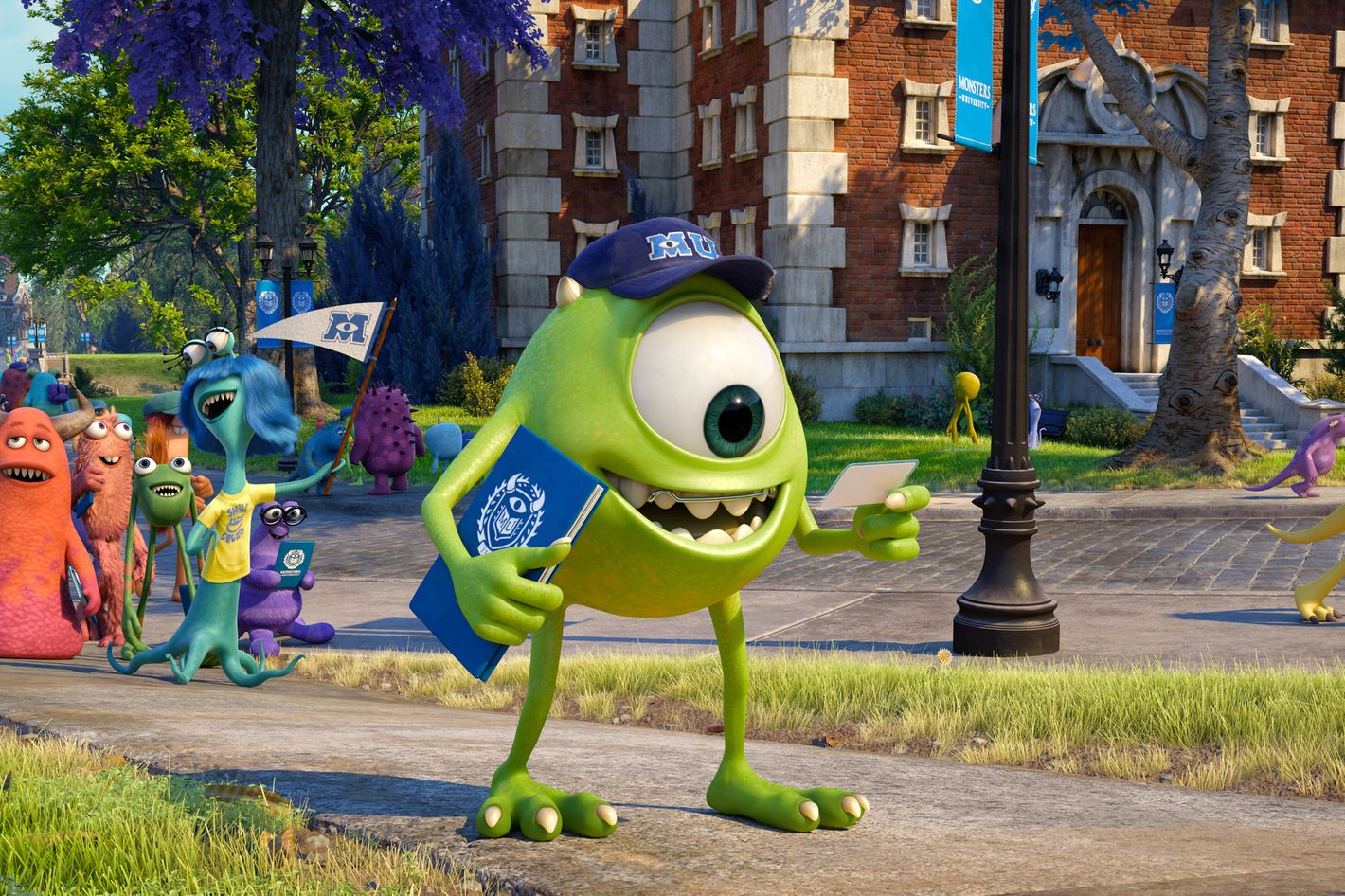 Movie Review Monsters University Is That Rare Beast A Delightful Disappointment