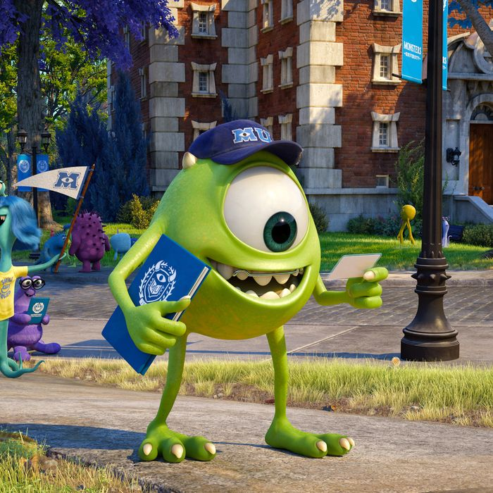 movie review monsters university is that rare beast a delightful