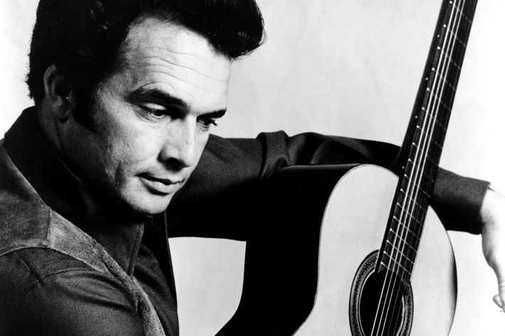 Country Musician Merle Haggard