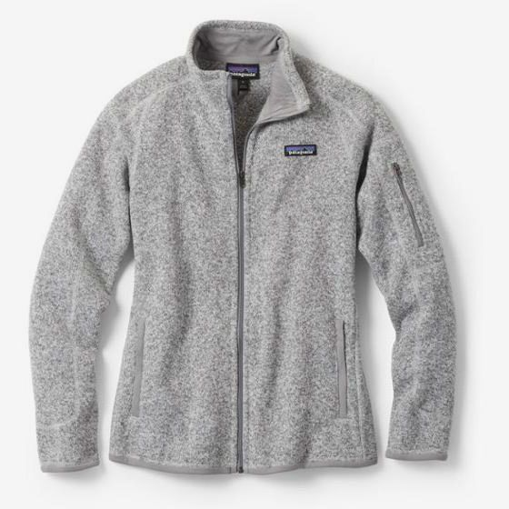 gray womens patagonia fleece jacket - strategist rei winter sale