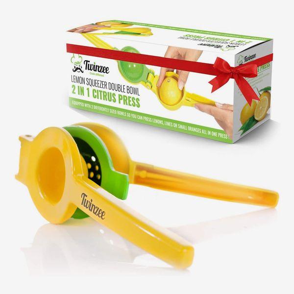 Twinzee Lemon Manual Squeezer