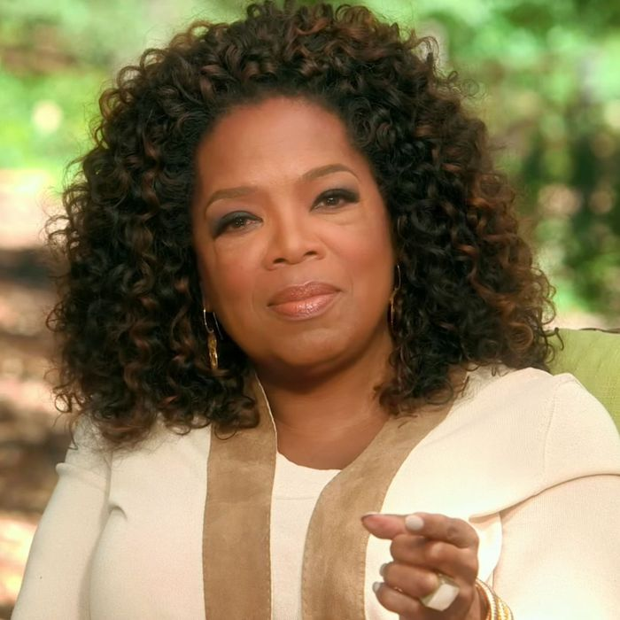 Oprah earns $12.5 million for every 26 pounds lost.