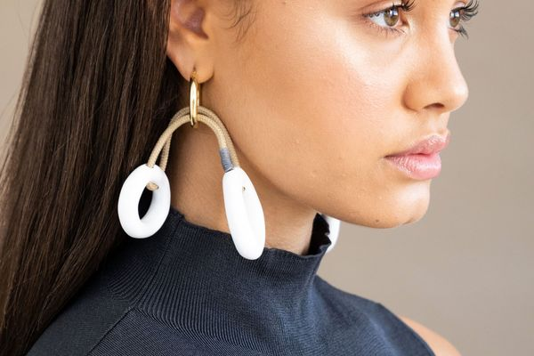 Pichulik Adrestia Sand Earrings