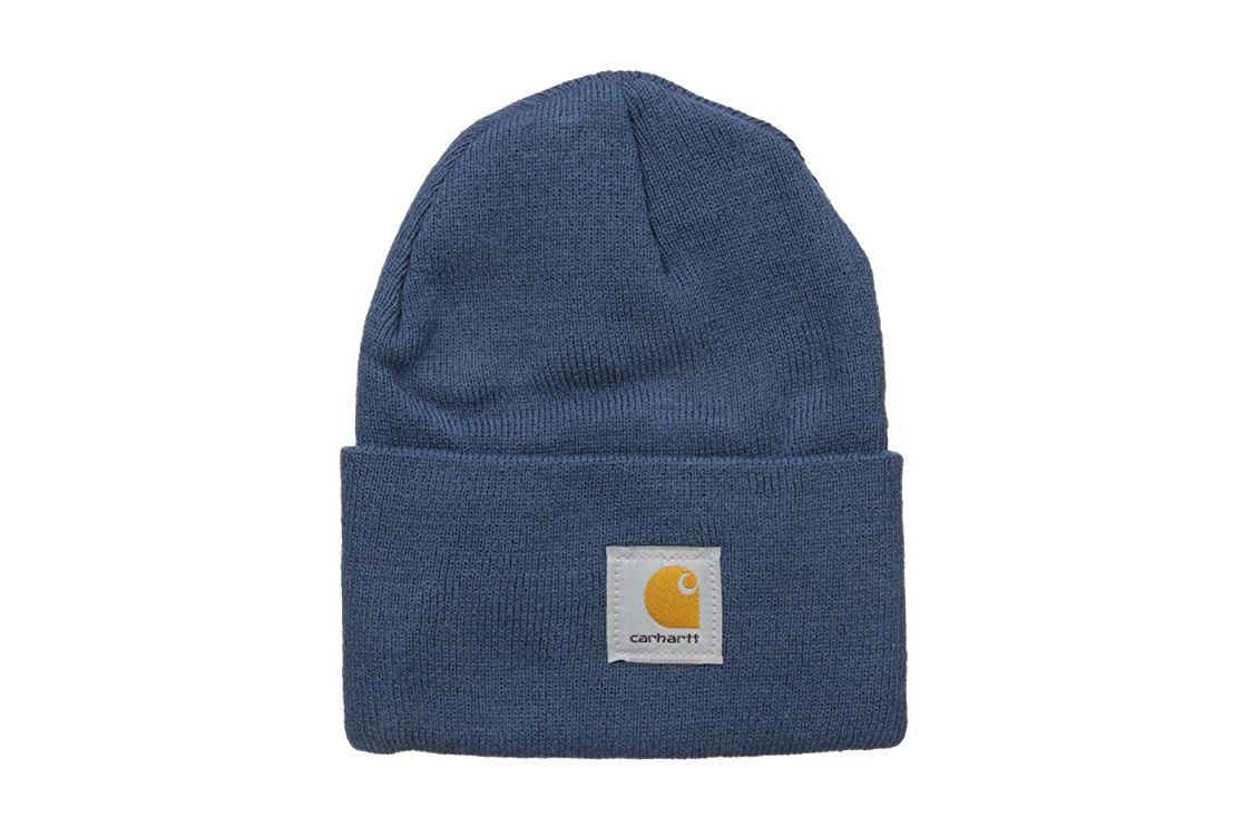 Carhartt Watch Hat A18 — Dark Blue 25533e86508