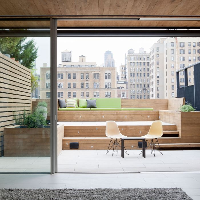 """""""We started the project in 2010,"""" says Virginia Kindred, a founder of Redtop Architects."""
