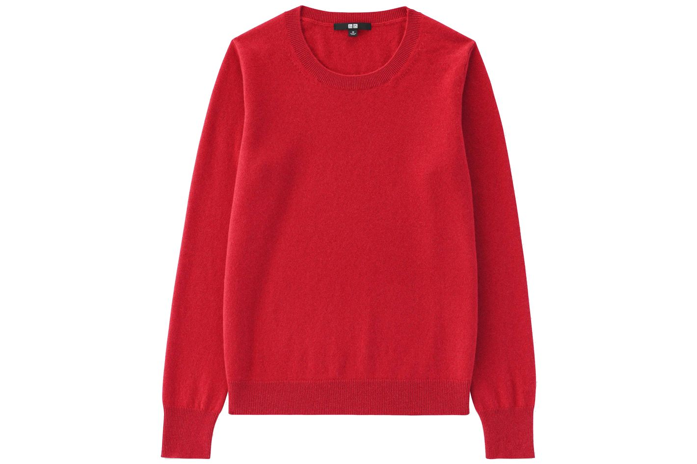 Uniqlo Women's Cashmere Crewneck Sweater