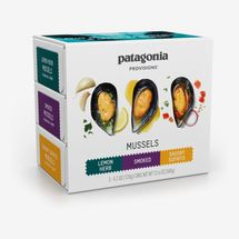 Patagonia Provisions Mussels Variety