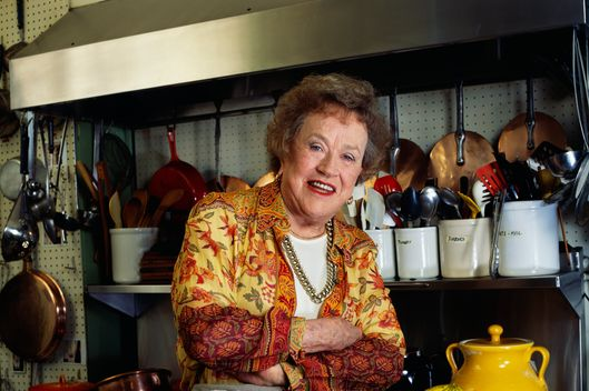 Julia Child ca. 2000.