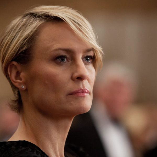 Robin Wright Haircut: Best Haircut: Robin Wright On House Of Cards