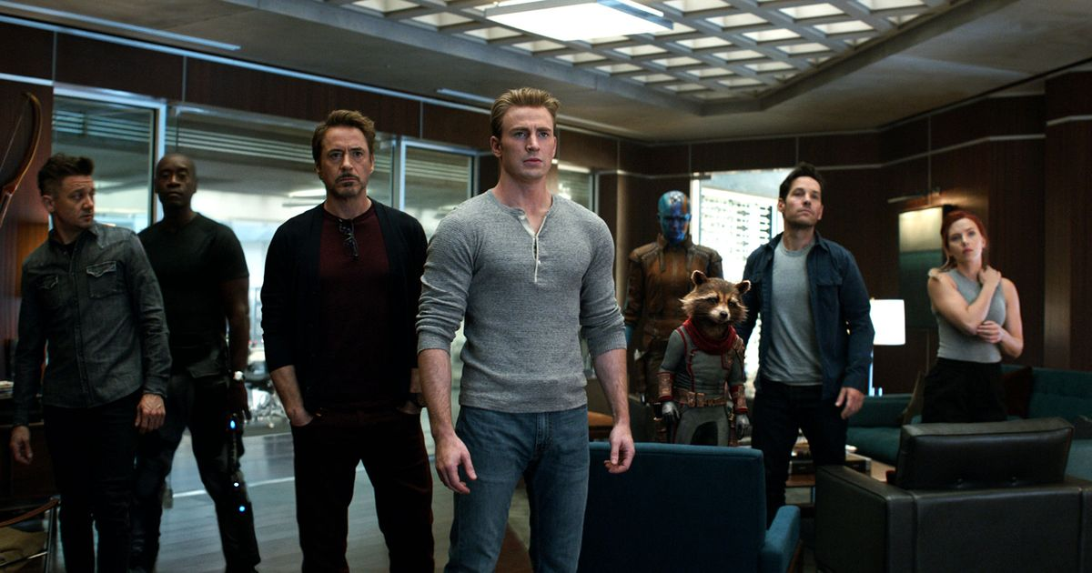 An Attempt to Unpack Avengers: Endgame's Insane End Credits