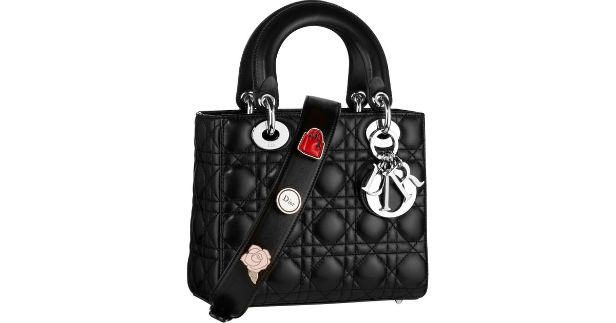 e95ac595b910 The Lady Dior Bag Is Back for New York Fashion Week