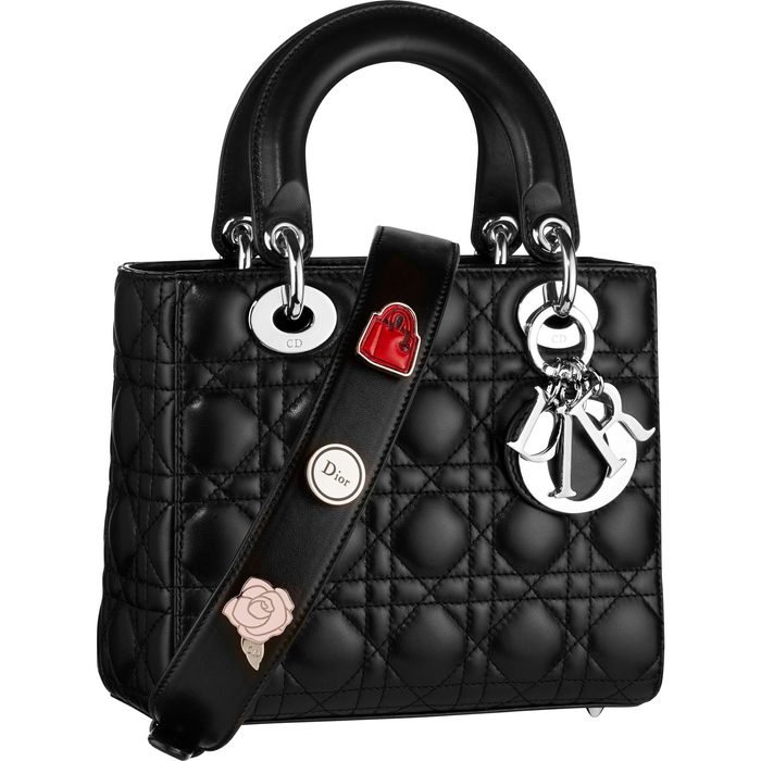 96ef3f0240 The Lady Dior Bag Is Back for New York Fashion Week