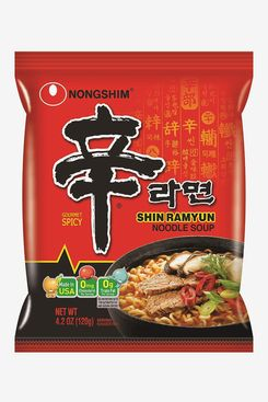Nongshim Shin Ramyun Noodle Soup (Pack of 20)