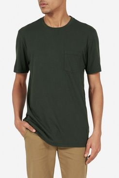 Everlane Cotton Pocket Tee