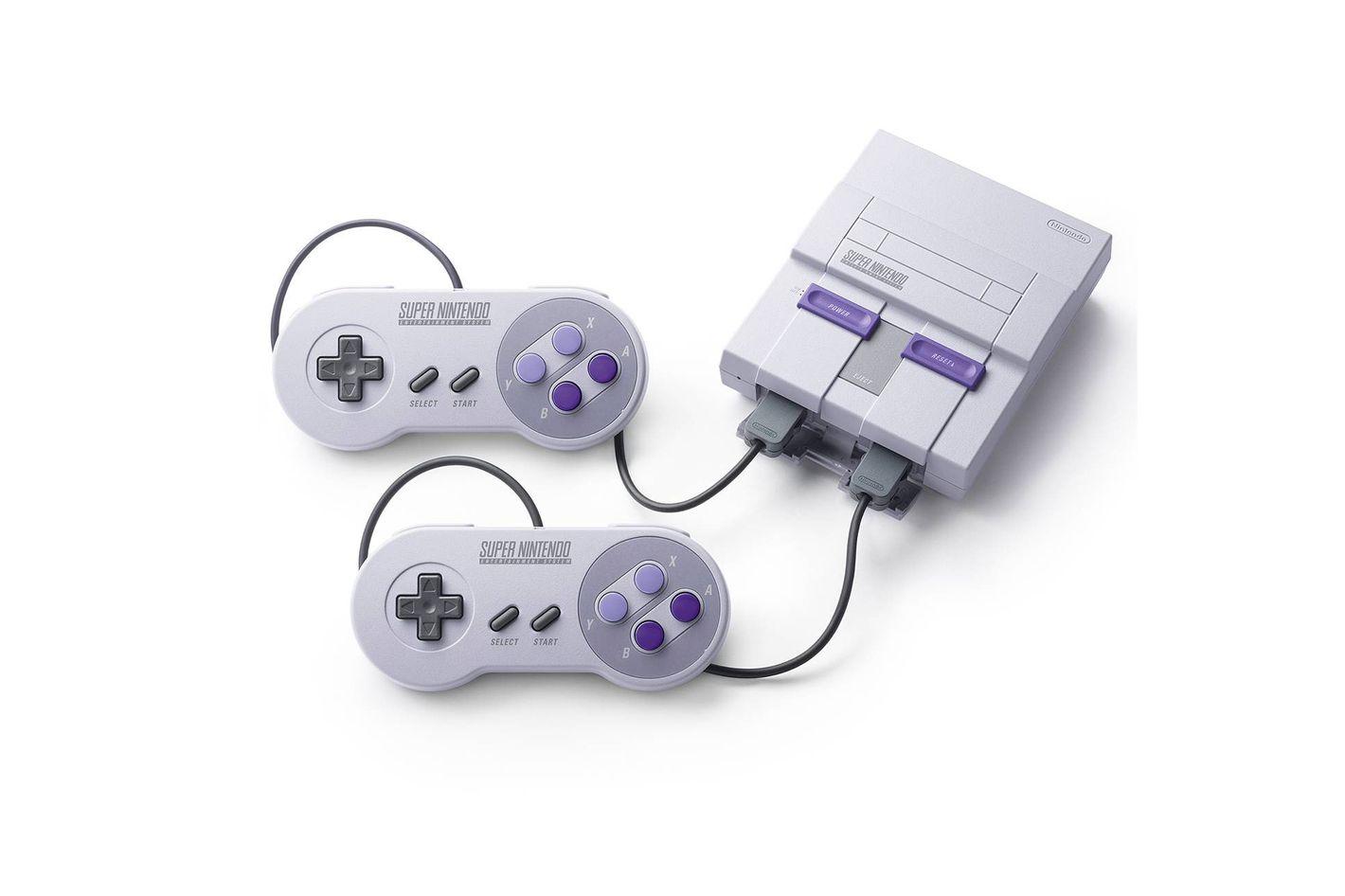 Super NES Classic