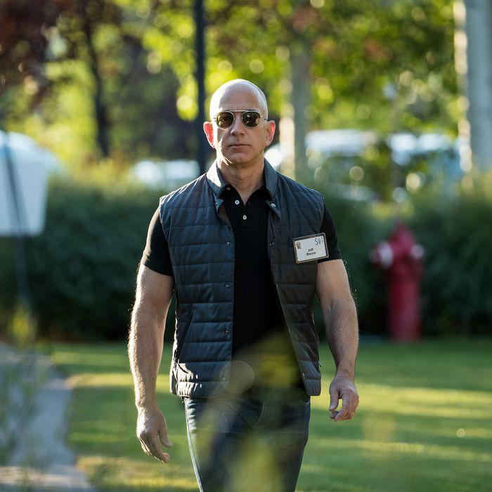 The World S Richest Man Is Now Jeff Bezos Not Bill Gates