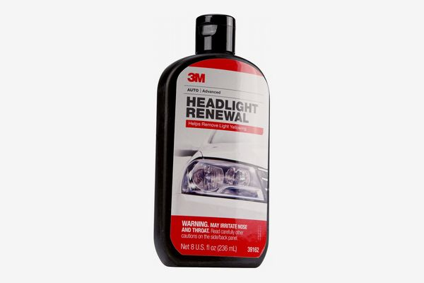 3M Headlight Renewal