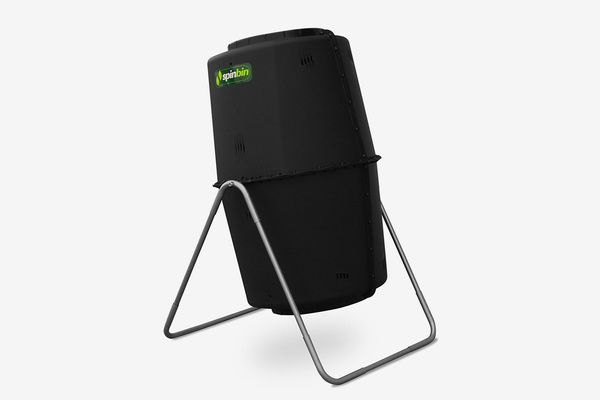 Spin Bin Composter 60 Gallons Large Capacity Outdoor Tumbling Compost Bin