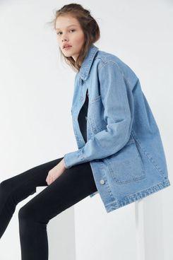 BDG Sierra Denim Chore Jacket