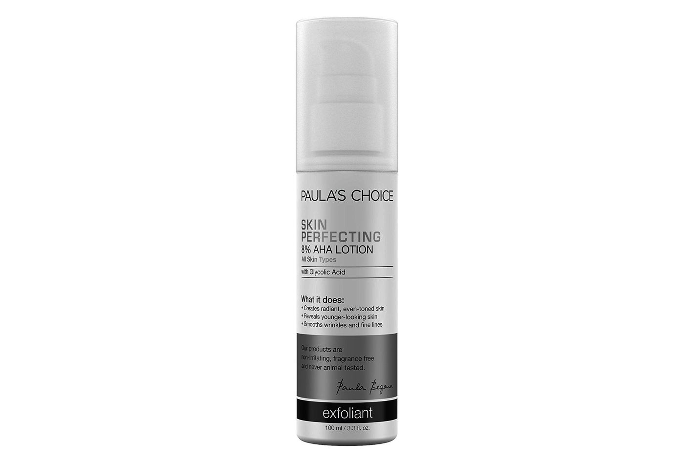 Paula's Choice 8% AHA Skin Perfecting Exfoliant