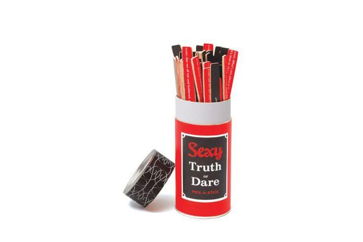 Sexy Truth or Dare: Pick-a-Stick