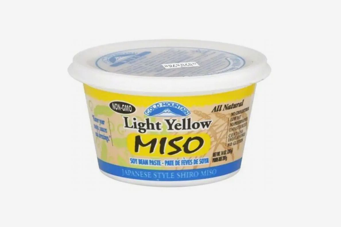 Cold Mountain Light Yellow Miso