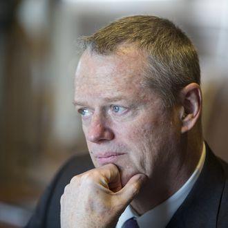 Massachusetts Governor Charlie Baker Interview