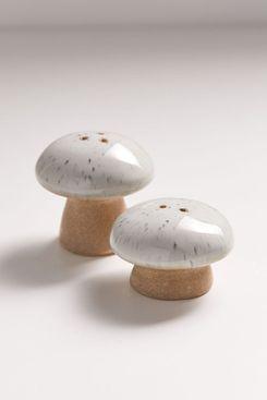 Mushroom Salt And Pepper Shaker Set