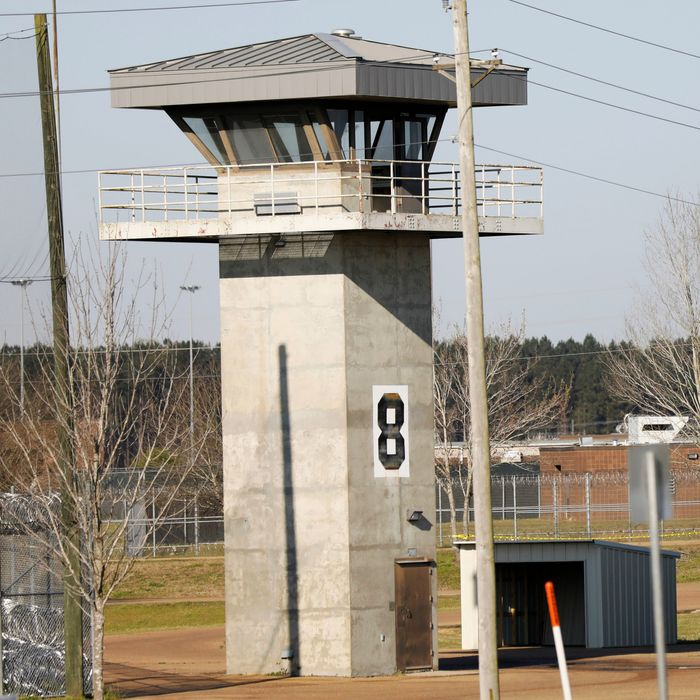 The Central Mississippi Correctional Facility.
