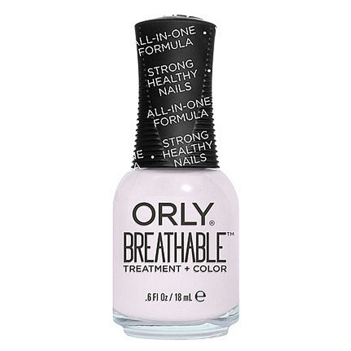 Orly Breathable Nail Polish Is Long-Lasting and Chip Free