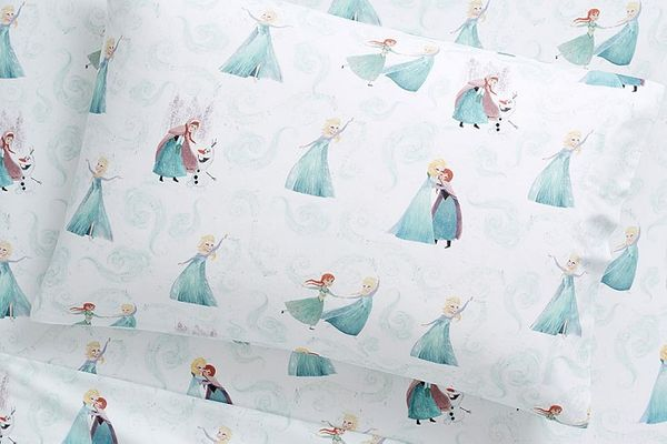 Pottery Barn Kids Disney Frozen Sheet Set