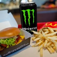 McDonald's Plans to Sell Monster Energy Drinks