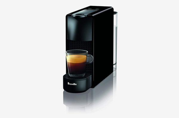 Breville Nespresso Essenza Mini Espresso Machine with Complimentary Capsules