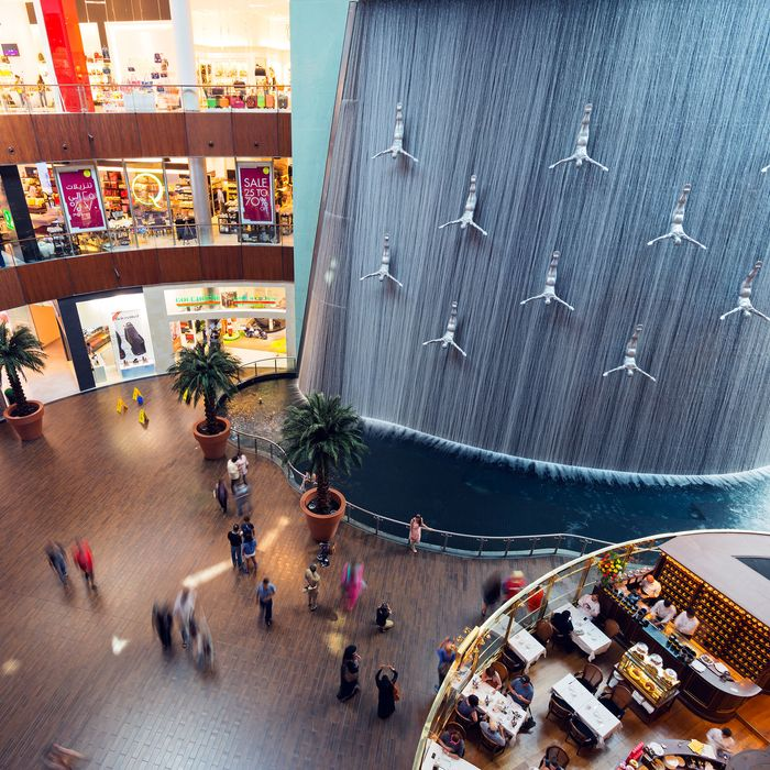 b452648d The Dubai Mall, the largest in the world. Photo: CK/Getty Images/AWL Images  RM