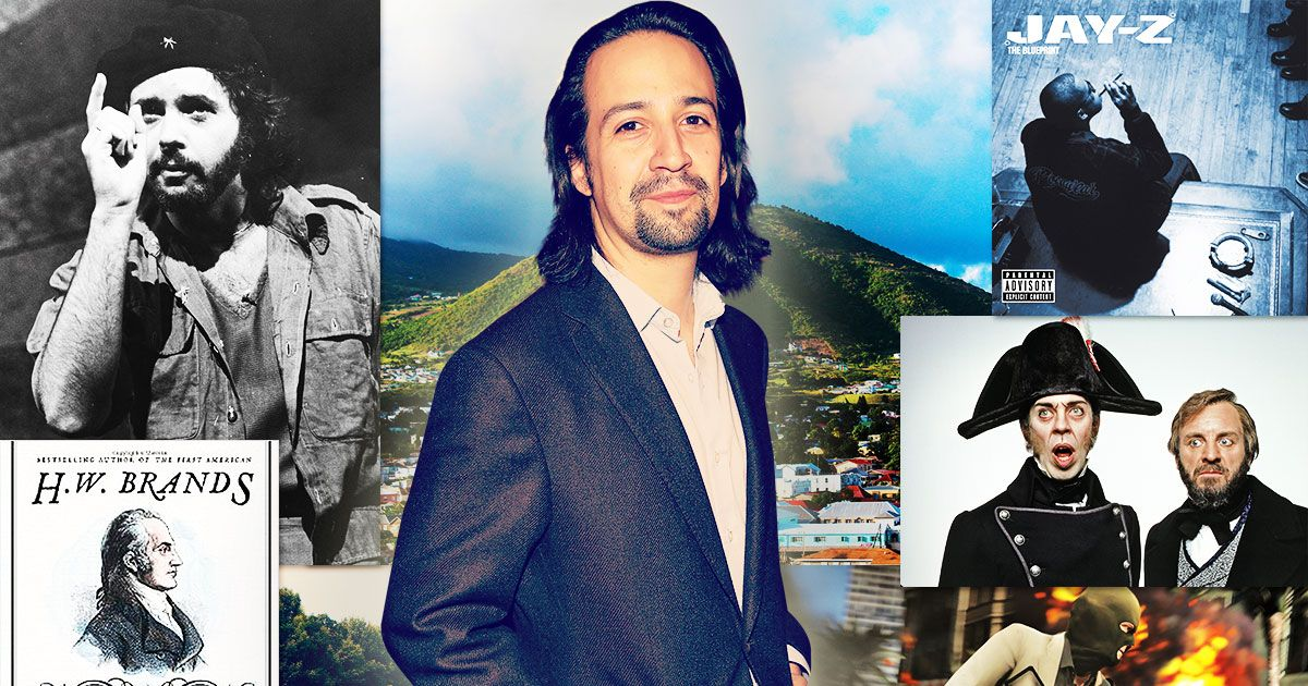 Lin-Manuel Miranda on Jay Z, The West Wing, and 18 More Things That Influenced Hamilton