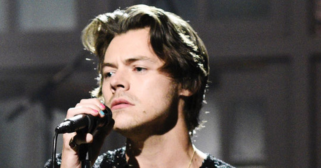 Harry Styles Wore the Most Sexual Shirt on SNL - The Cut
