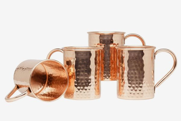 Advanced Mixology Moscow Mule Gift Set (Set of 4)