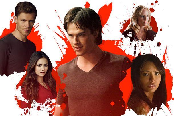 Когда каждый должен был быть убит в «Дневниках Вампира»?