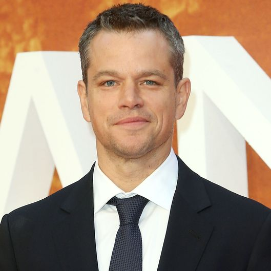 Matt Damon Draws Ire — Again — for Saying Actors Should Keep ...