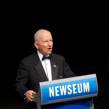 Ross Perot attends the 6th annual GI Film Festival red carpet gala at The Newseum on May 14, 2012 in Washington, DC.