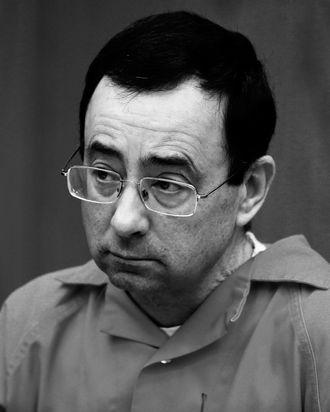 Ex-USA Gymnastics doctor Larry Nassar.