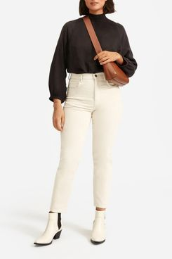 Everlane Cheeky Straight Corduroy Pant
