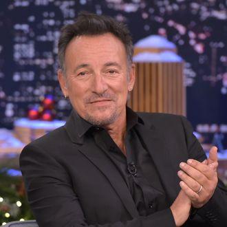 Bruce Springsteen Visits