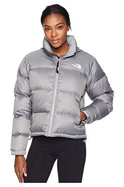 The North Face 1996 Retro Nuptse Jacket, Medium Gray Heather
