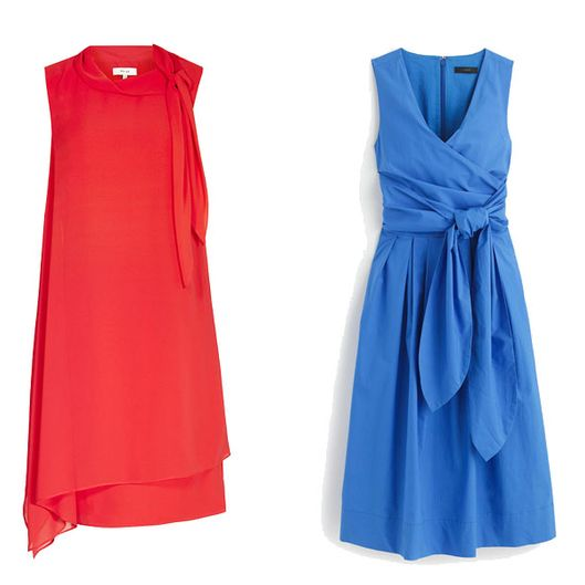 16 chic wedding guest dresses for every occasion the cut for Country dresses for wedding guest