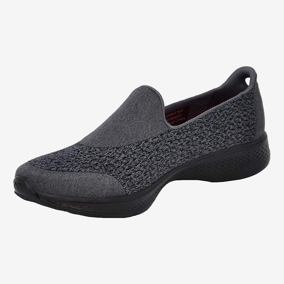 Womens Athletic Walking Sneakers Lightweigh Casual Mesh Comfortable Walk Tennis Slip on Shoes